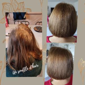 Blond doré - weelova - soin